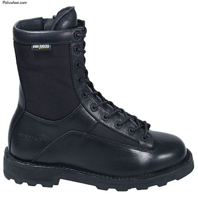 Bates Durashocks Side Zip Military Boots 3140 Free