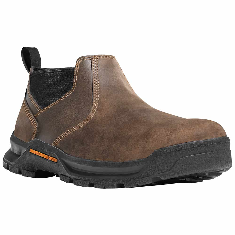 Danner Crafter Romeo Brown Waterproof Work Shoe