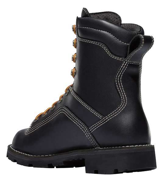 Danner Quarry 8 Inch Brown Waterproof Safety Toe Boot