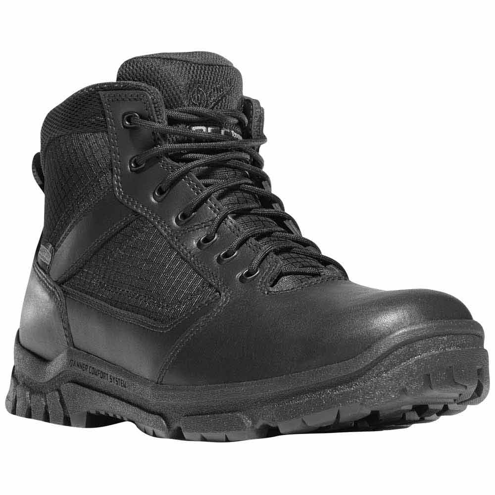 Danner Lookout 5 5 Inch Black Waterproof Duty Boot