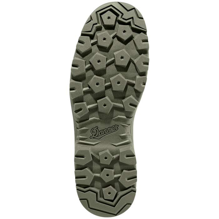 Danner Tanicus 8 Inch Sage Green Steel Toe Military Boot