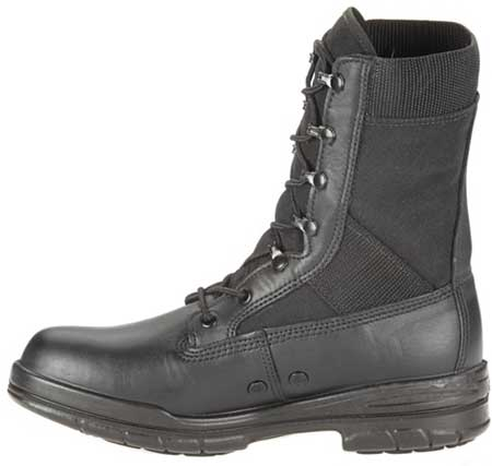 Bates Tropical Seals Uniform Boots Bates 0922 Durashocks