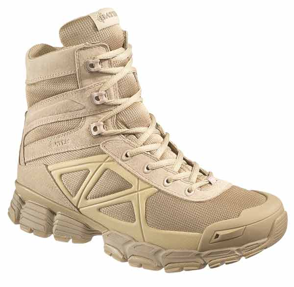 Bates Velocitor 6-inch Desert Tan Athletic Tactical Military Boot 6290950bf57