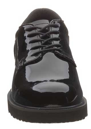 Bates High Gloss Duty Shoe Bates 22141 Uniform Shoes