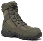 Belleville Maintainer Sage Green Side Zip Composite Toe Boot -TR636ZCT