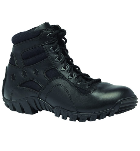 Belleville Khyber 6 Inch Black Hot Weather Tactical Boots