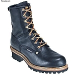 Carolina Waterproof Logger Work Boot ca9823