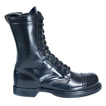 Corcoran Boots Side Zip 10 Inch Combat Boots Free