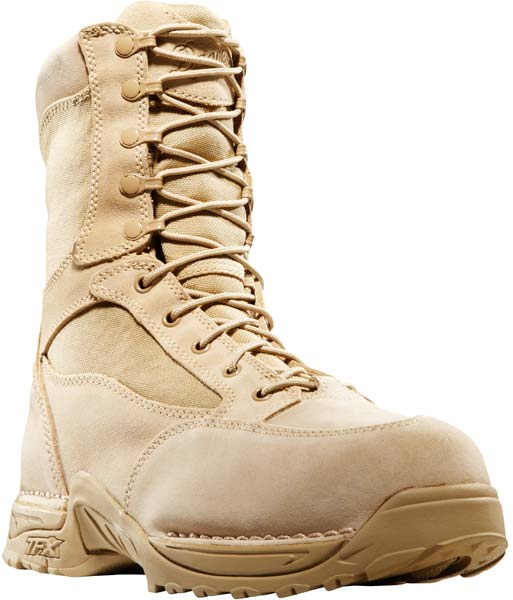 Danner 26016 Desert Tan TFX Rough-Out Waterproof 8-inch Military Boot