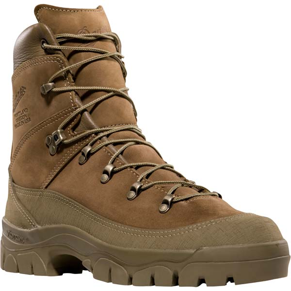 Danner 43515X ICH7-inch Olive Military Uniform Boots