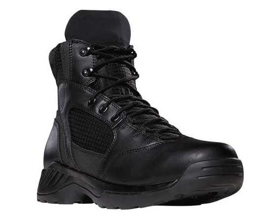 Danner 28015 Kinetic Black Uniform Boots Waterproof