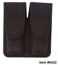Tru Gear Double Staggered Mag Pouch