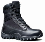 Timberland McClellan 8-inch 85522 Waterproof Zip Black Tactical Boot
