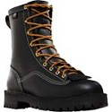 Danner Super Rain Forest 8-inch Black Insulated Work Boot