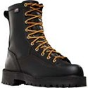 Danner Rain Forest 8-inch Black Waterproof Work Boot
