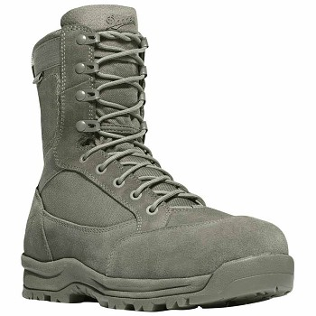 Danner Tanicus 8-inch Sage Green Safety Toe Waterproof Duty Boot