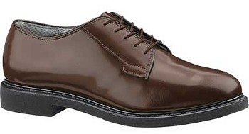 Bates 0082 Lites Brown Leather Oxford