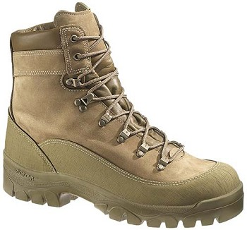 Bates 3405 Temperate Weather Olive Combat Hiking Boot
