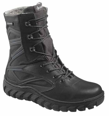 Bates 6108 Annobon 8-inch Black Waterproof Uniform Tactical Boot