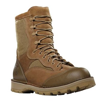Danner 15601X USMC Rat Mojave Desert Steel Toe Military Boot