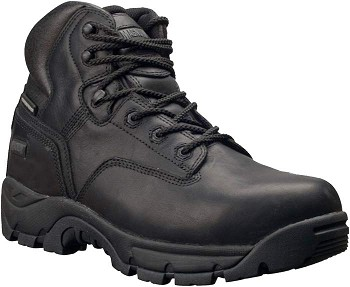 Magnum Precision Ultra Lite II Black Waterproof Composite Toe Work Boot