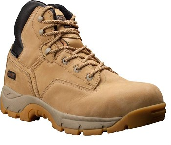 Magnum Precision Ultra Lite II Wheat Waterproof Composite Toe Work Boot